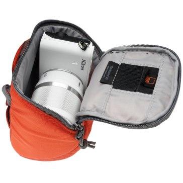 Lowepro Dashpoint 30 Naranja Funda para Ricoh Caplio GR Digital II