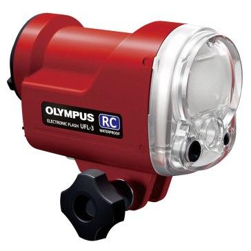 Flash Subacuático Olympus UFL-3