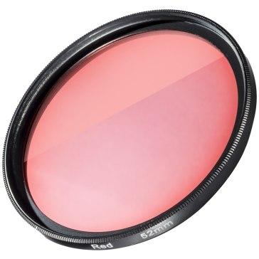 Filtro Rojo Mantona para adaptador GoPro  52mm