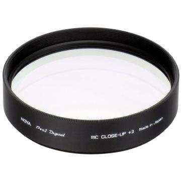 Filtro Macro +3 Hoya Pro1 Digital 55mm