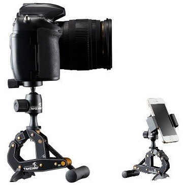 Takeway T1 Clampod  for Canon LEGRIA HF R16